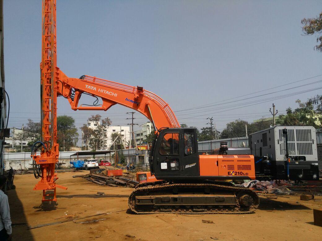 blast hole rigs