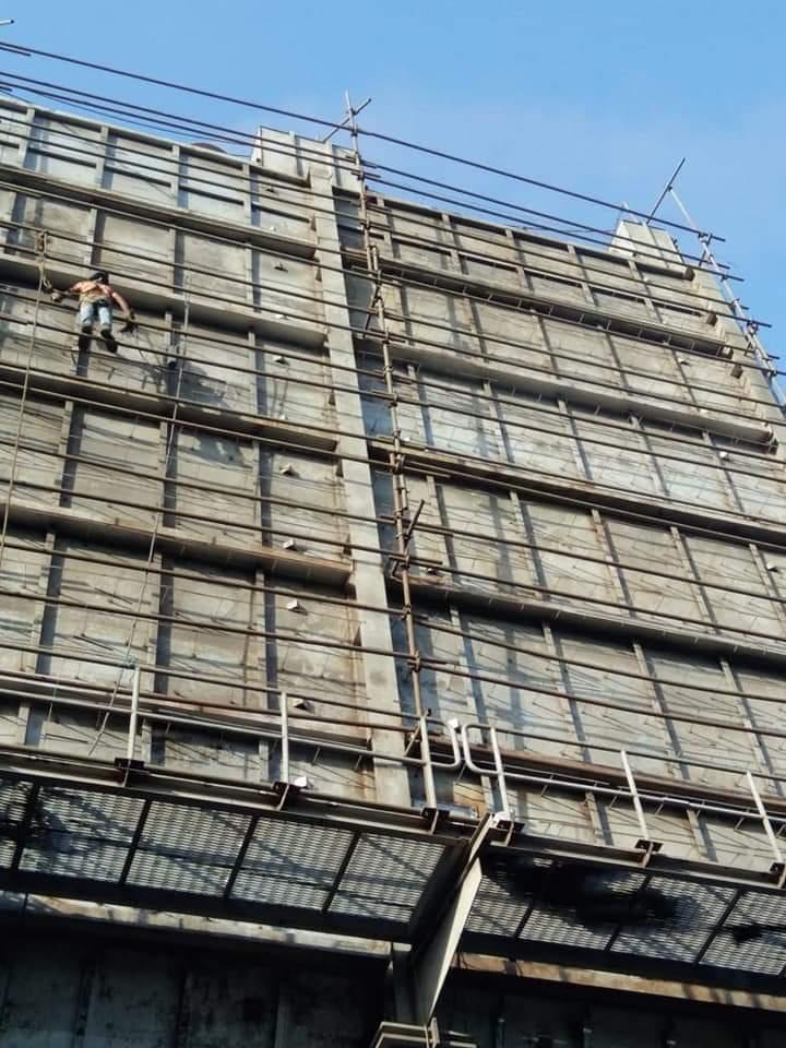 insulation Application Work